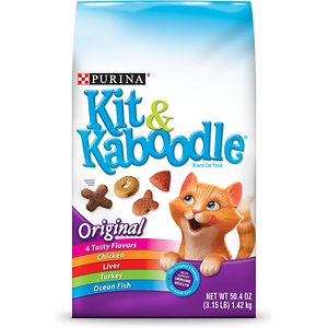 Kit & Kaboodle Dry Cat Food
