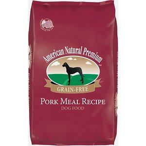 American Natural Premium Grain-Free Pork Meal Recipe Dry Dog Food