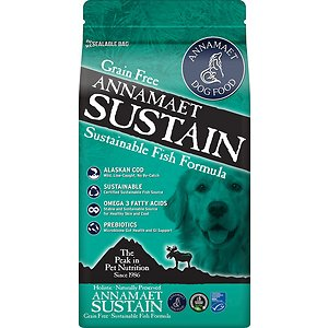 Annamaet Grain-Free Sustain Formula Dry Dog Food