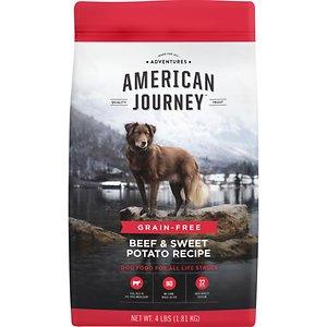 American Journey Beef & Sweet Potato Recipe Grain-Free Dry Dog Food