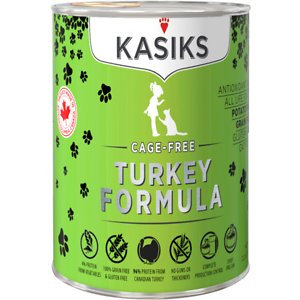 KASIKS Cage-Free Turkey Formula Grain-Free Canned Cat Food