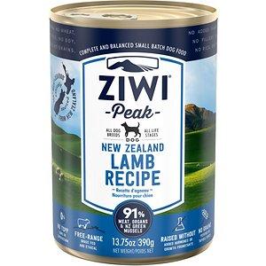 Ziwi Peak Lamb Recipe Canned Dog Food