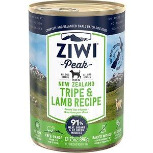 Ziwi Peak Tripe & Lamb Recipe Canned Dog Food