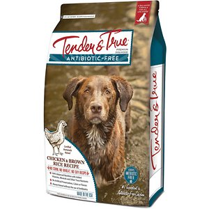 Tender & True Chicken & Brown Rice Recipe Dry Dog Food