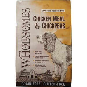 SPORTMiX Wholesomes Chicken Meal & Chickpea Formula Grain-Free Dry Dog Food