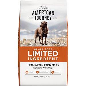 American Journey Limited Ingredient Grain-Free Turkey & Sweet Potato Recipe Dry Dog Food
