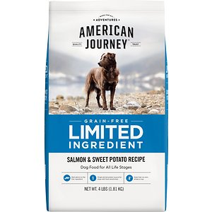 American Journey Limited Ingredient Grain-Free Salmon & Sweet Potato Recipe Dry Dog Food