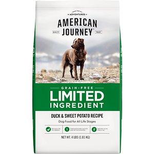 American Journey Limited Ingredient Grain-Free Duck & Sweet Potato Recipe Dry Dog Food