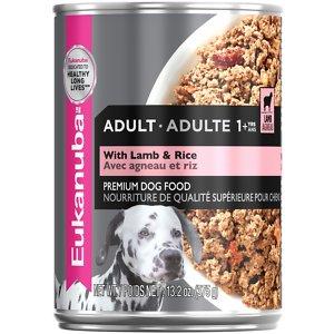 Eukanuba Adult Lamb & Rice Formula Canned Dog Food