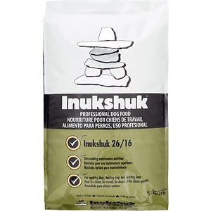 Inukshuk Professional Dry Dog Food 26/16