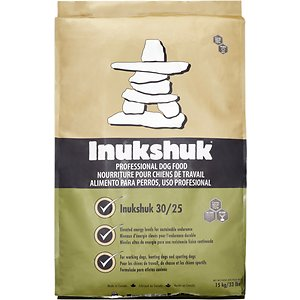 Inukshuk Professional Dry Dog Food 30/25