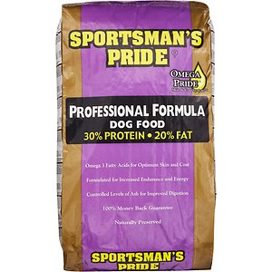 Sportsman's Pride Professional 30/20 Formula Adult Dog Food