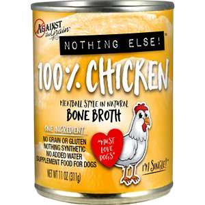 Against the Grain Nothing Else Chicken Grain-Free Canned Dog Food