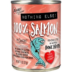 Against the Grain Nothing Else Salmon Canned Grain-Free Dog Food