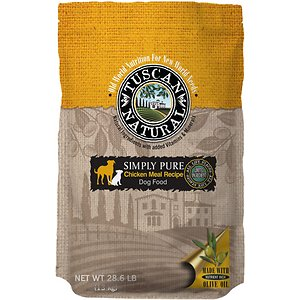Tuscan Natural Simply Pure Chicken Meal Limited Ingredient Dry Dog Food