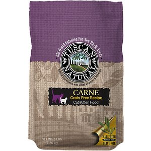 Tuscan Natural Carne Grain-Free Dry Cat Food