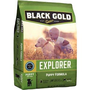 Black Gold Explorer Puppy Formula Dry Dog Food