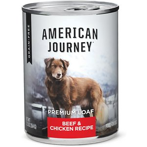 American Journey Beef & Chicken Recipe Grain-Free Canned Dog Food