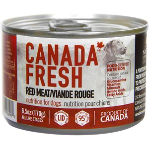 Canada Fresh Red Meat Canned Dog Food