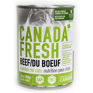 Canada Fresh Beef Canned Cat Food