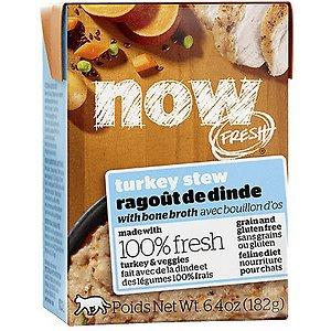 Now Fresh Grain-Free Turkey Stew Wet Cat Food