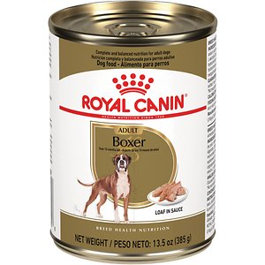 Royal Canin Boxer Loaf in Sauce Canned Dog Food