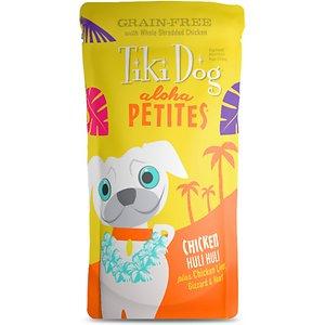 Tiki Dog Aloha Petites Chicken Huli Huli Grain-Free Dog Food