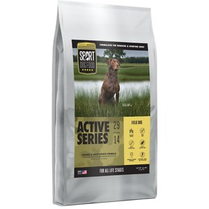 Sport Dog Food Active Series Field Dog Chicken & Sweet Potato Formula Flax-Free Dry Dog Food