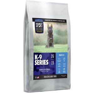 Sport Dog Food K-9 Series Police K-9 Chicken & Fish Formula Dry Dog Food
