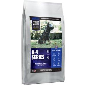 Sport Dog Food K-9 Series Project K-9 Hero Multiple Protein Formula Flax-Free Dry Dog Food