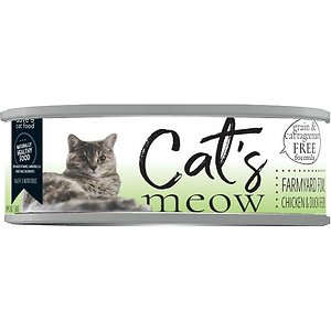 Dave's Pet Food Cats Meow Farmyard Blend Canned Cat Food
