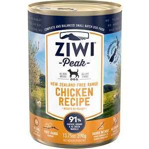 Ziwi Peak Chicken Recipe Canned Dog Food