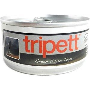 PetKind Tripett Green Bison Tripe Grain-Free Canned Dog Food