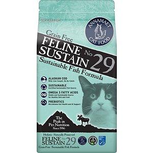 Annamaet Grain-Free Feline Sustain No. 29 Fish Formula Dry Cat Food