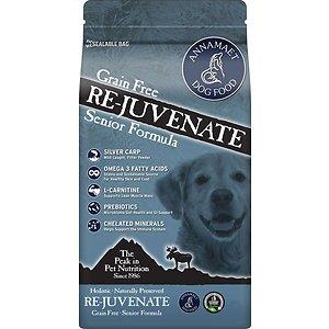 Annamaet Grain-Free Re-juvenate Senior Formula Dry Dog Food