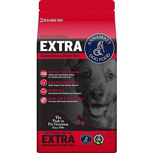 Annamaet Original Extra Dry Dog Food