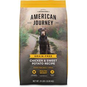 American Journey Healthy Weight Chicken & Sweet Potato Recipe Grain-Free Dry Dog Food