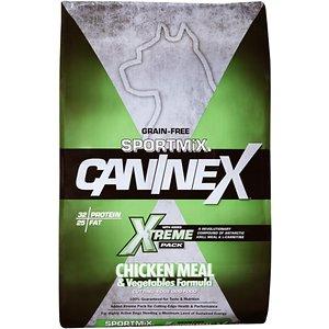 SPORTMiX CanineX Chicken Meal & Vegetable Formula Dry Dog Food