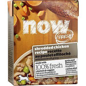 Now Fresh Grain-Free Shredded Chicken Recipe Wet Dog Food