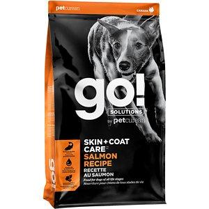 Go! Solutions Skin + Coat Care Salmon Recipe Dry Dog Food