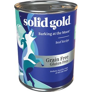Solid Gold Barking at the Moon 95% Beef Recipe Grain-Free Canned Dog Food