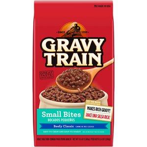 Gravy Train Small Bites Beefy Classic Dry Dog Food