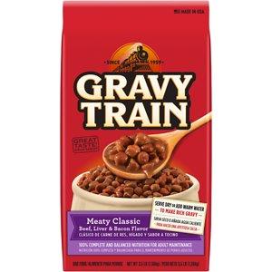 Gravy Train Meaty Classic Dry Dog Food
