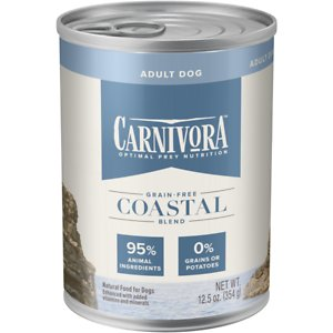 Blue Buffalo Carnivora Coastal Blend Grain-Free Adult Wet Dog Food