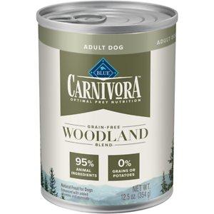Blue Buffalo Carnivora Woodland Blend Grain-Free Adult Wet Dog Food