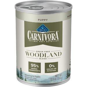 Blue Buffalo Carnivora Woodland Blend Grain-Free Puppy Wet Dog Food