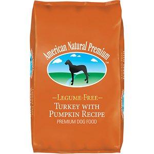 American Natural Premium Turkey with Pumpkin Recipe Legume-Free Premium Dry Dog Food