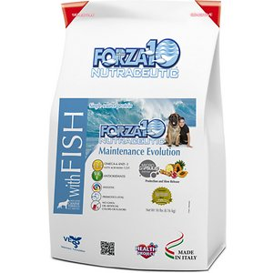 Forza10 Nutraceutic Maintenance Evolution Fish Dry Dog Food