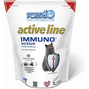 Forza10 Nutraceutic Active Line Immuno Support Diet Dry Cat Food