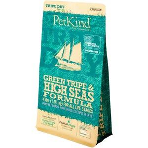 PetKind Green Tripe & High Seas Formula Dry Cat Food